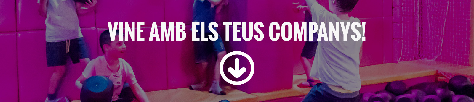 Slider - Escoles Campus i Casals - The Indoor Jumping Club