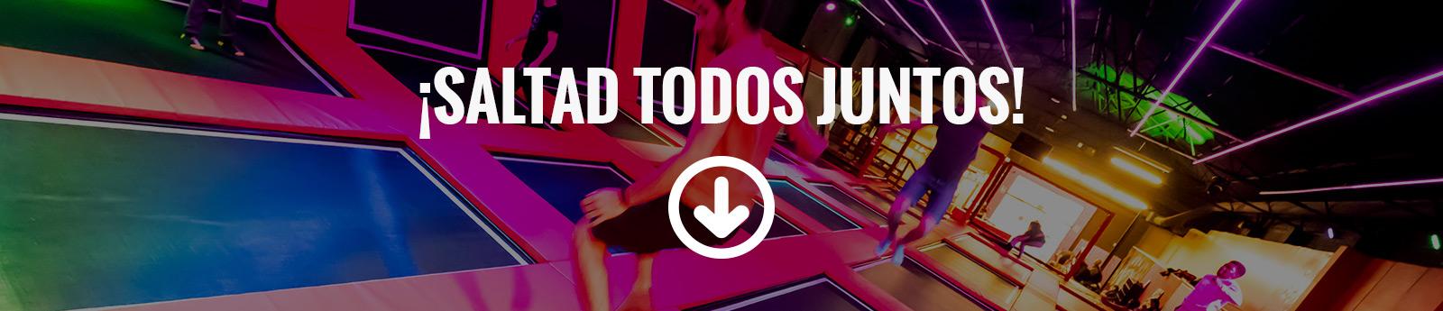 Slider - The Indoor Jumping Club - Empresas y alquiler de espacios